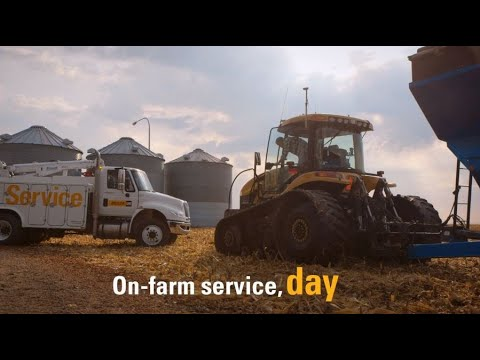 Ziegler Ag Equipment - Family Owned Company With 100+ Year History