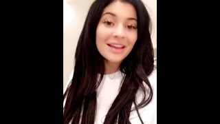 KYLIE JENNER SNAPCHAT VIDEOS 58 (ft. Dream Kardashian, Christina Aguilera, Khloe Kardashian,etc.)