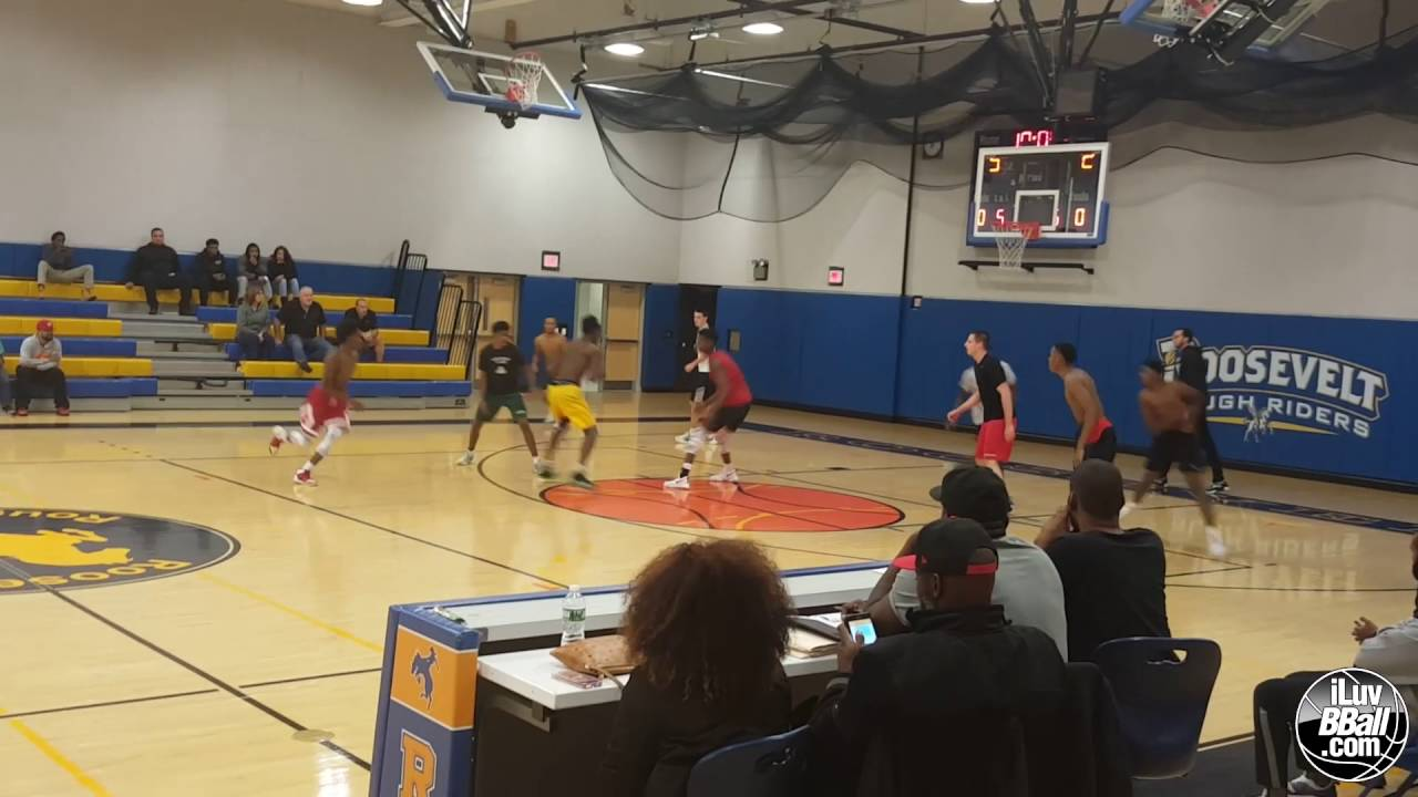 Inside look at Nassau's Final #AABClassic Tryouts
