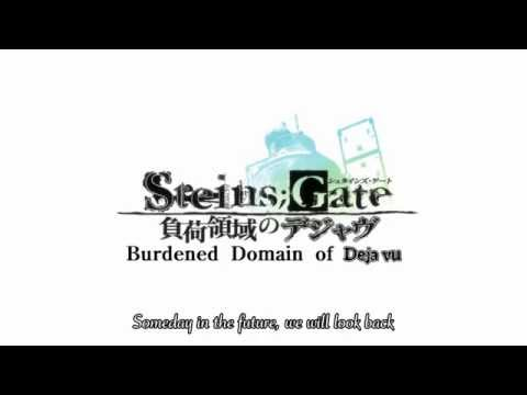 Steins;Gate The Movie Ending Song ENGLISH SUBS