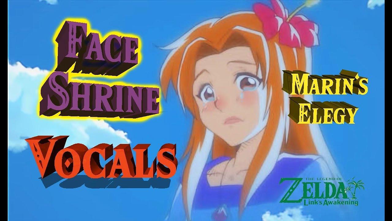 Singing Face Shrine Vocals Marin S Elegy Link S Awakening Lyrics