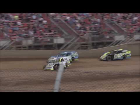 UMP Modified Heat #1 from Lawrenceburg Speedway, July 2nd, 2016.