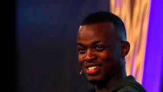 George The Poet at the Edinburgh International Book Festival 2015