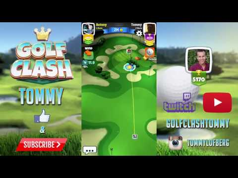 Golf Clash tips, Tour 9 - 6 Star Hotel, The Milano Hole 2 - Guide/Tutorial