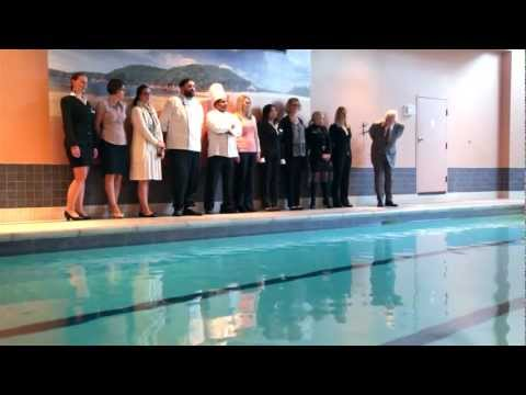 The Lord Elgin Ottawa Hotel Unveils New Gym Video