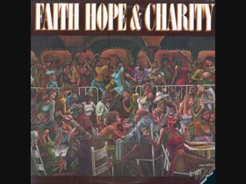 Faith, Hope & Charity (Usa, 1975)  - Faith, Hope & Charity (Full Album)