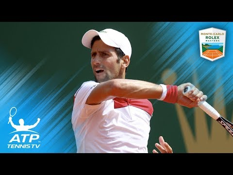 Djokovic needs TEN match points to finally defeat Borna Coric in Monte Carlo epic