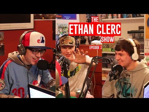 School Shootings, 9/11, and Gunbook! (The Ethan Clerc Show Ep. 1)