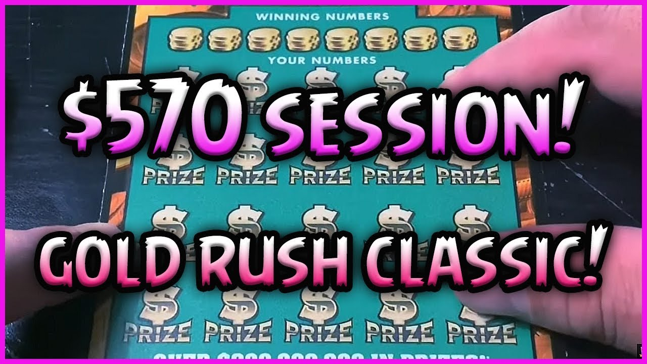 $570 SESSION OF GOLD RUSH CLASSIC!! TITANIC TUESDAY #10!