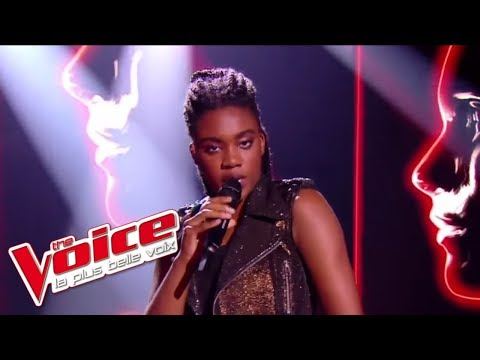 Imane - « Get Lucky » (Daft Punk ft. Pharrell Williams & Nile Rodgers) | The Voice France...