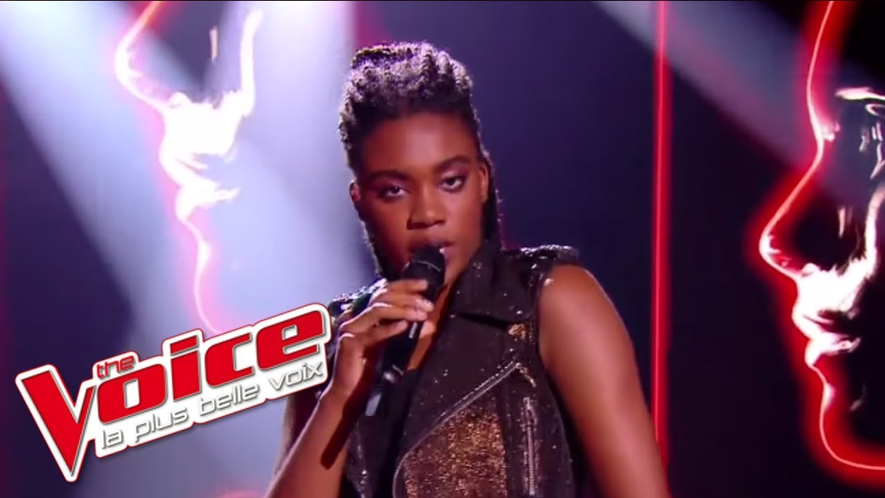 Get Lucky - Daft Punk ft  Pharrell Williams & Nile Rodgers | Imane | The  Voice France