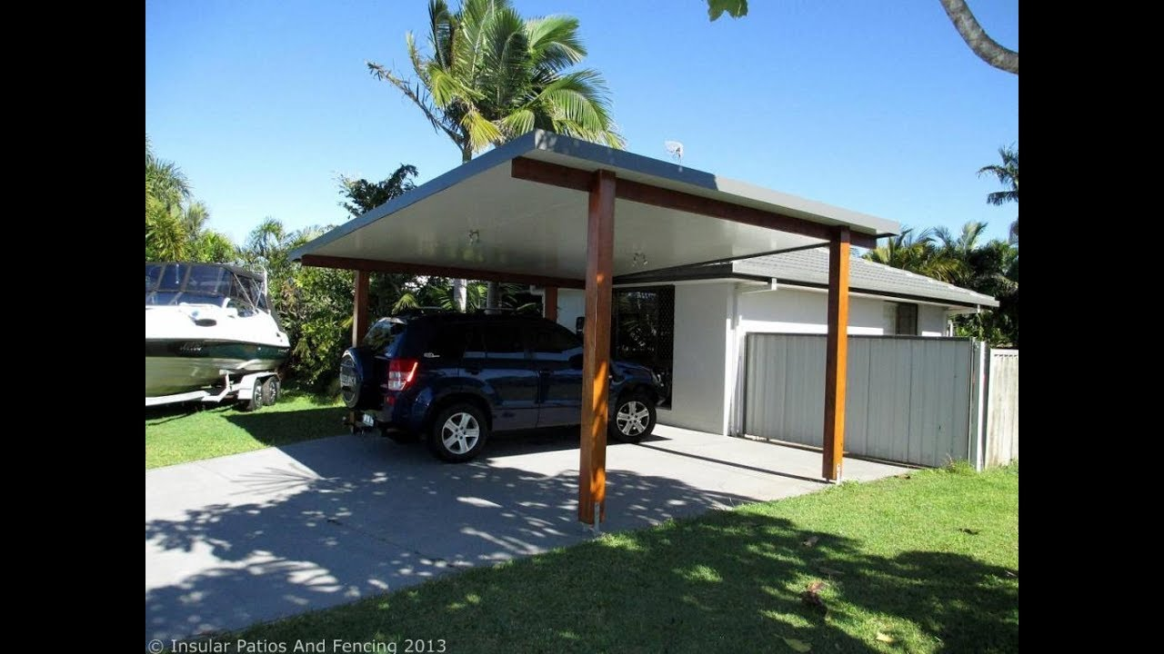 Carport Modern Design Must Look !!! 24+ The Best Free Standing Carport Ideas