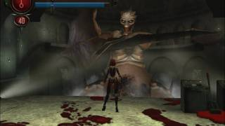 BloodRayne 2 - gameplay - HD - part 30
