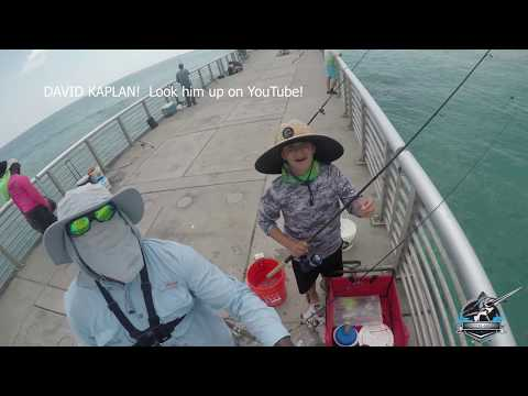 EPIC Fishing Day At Boynton Beach Inlet: Featuring David Kaplan