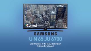 SAMSUNG UN65JU6700 ( JU6700 ) Curved 4K UHD Smart TV // FULL SPECS REVIEW #SamsungTV