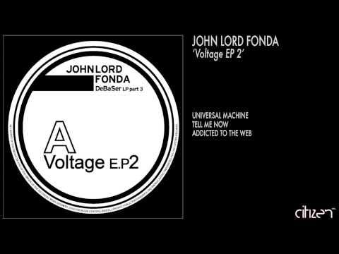 John Lord Fonda - Universal machine