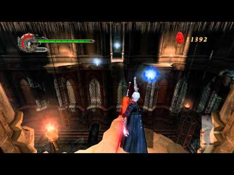 Let's Play! Devil May Cry 4 - Mission 3