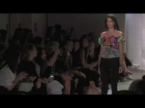Interview with Nicole Miller at New York Fashion Week SS 16
