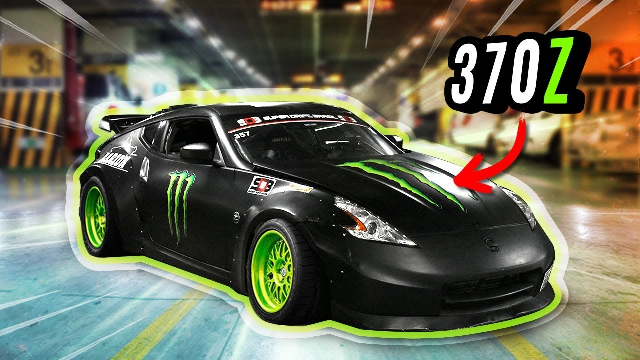 2018 Nissan 370z Nismo >> FUI NO SHOPPING COM 370Z DE DRIFT DA MONSTER «Bruno Bär» - YouTube