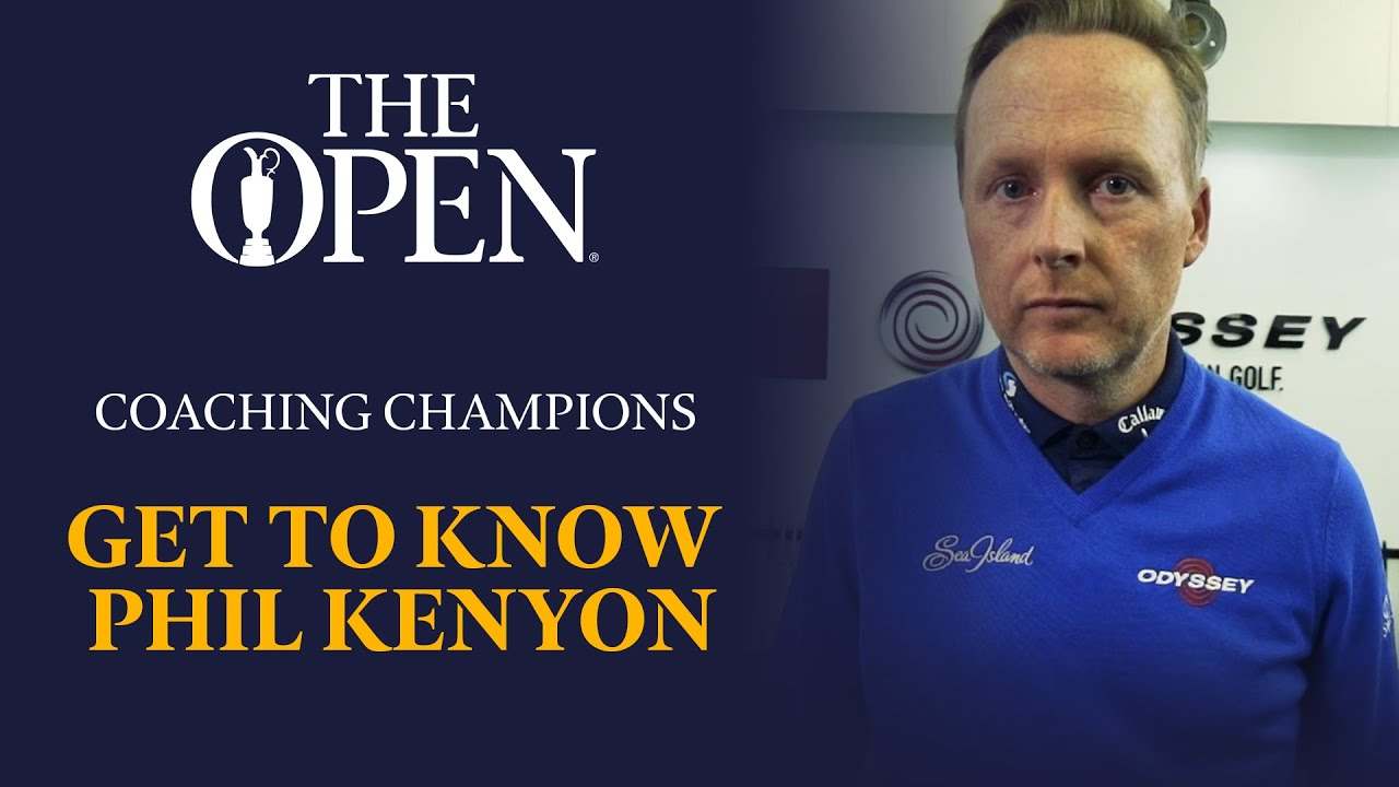 Phil Kenyon - Putting Coach | Coaching Champions