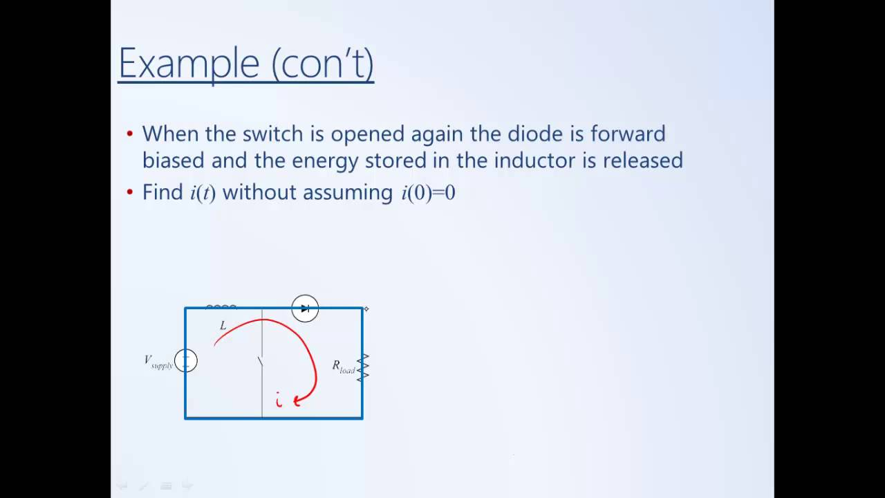 System Dynamics and Control: Module 6 - Modeling Electrical Systems ...