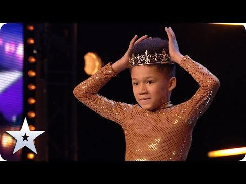 King Of The Stage Yakub Wows With Stunning Lion King Routine Bgt 2020 Youtube