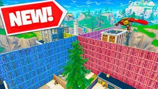 *NEW* Fortnite THE WALLS Custom Gamemode In Playground v2 | Fortnite W/ Lazarbeam, Lachlan, & Vik