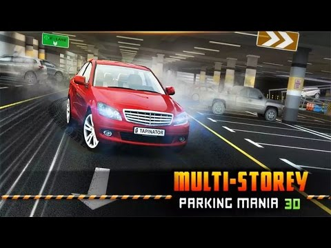 Multi-storey Parking Mania 3D Android Gameplay (HD)
