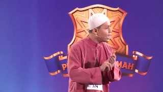 Pencetus Ummah - Azman Syah Bin Alias (Top 25)