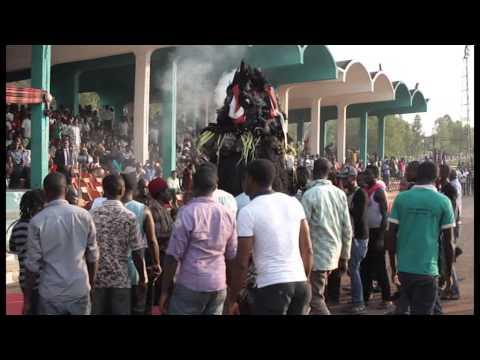 Mmanwu Festival | Enugu Cultural & Tourism Fiesta 2014