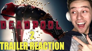 Deadpool 2 Meet Cable Trailer Reaction