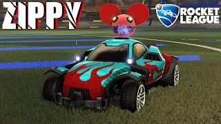 Zippy | Wasteland | Car Previews - Rocket League