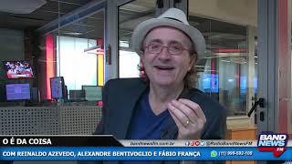 Reinaldo Azevedo: Lula Discursa E O Centro Fica Em Silêncio