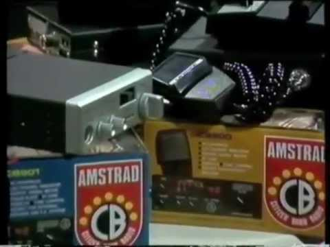"""CB RADIO IN THE UNITED KINGDOM  """"A LOOK AT CB AND AMATEUR HAM  RADIO"""","""