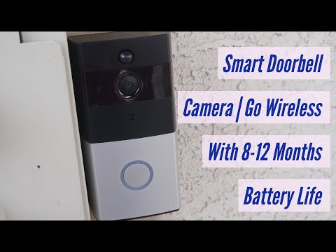 smart-doorbell-video-camera-|-go-wireless-with-8-12-month-battery-life
