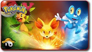 Pokemon X Y ☯ A ESCOLHA MAIS DIFÍCIL (SQN)
