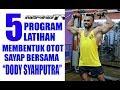 Reps ID com    5 Program Latihan Sayap Dody Syahputra