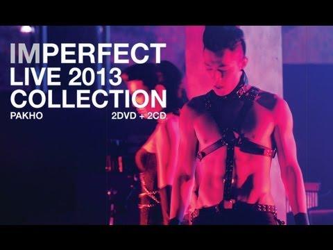 周柏豪 Pakho Chau - Imperfect Live 2013 Collection (TVC)