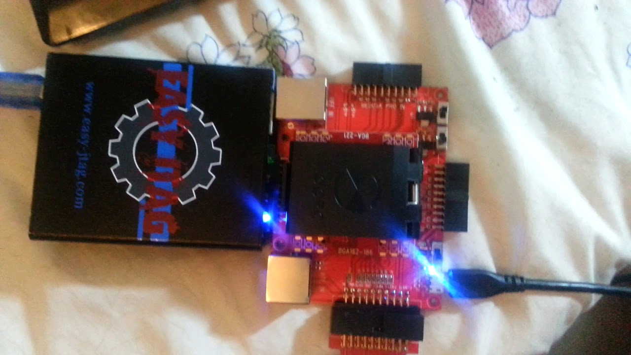 easy jtag emate pro EMMC to USB (Read directly from Mobile chip)
