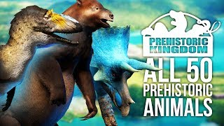 Prehistoric Kingdom's 50 Prehistoric Animals - ALL REVEALED! | Discussion Video