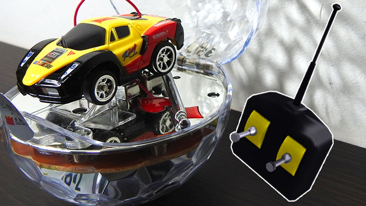 Remote Control Cars >> Mini RC - Remote Control - Micro Racing Cars in EGG / BALL ...