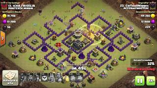 Clash of Clans Gameplay #001