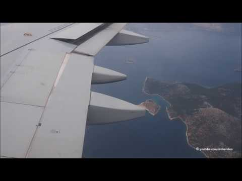 Aegean Airlines Airbus A320 Flight | Stockholm to Athens