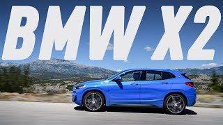 BMW X2 2018 // БОЛЬШОЙ ТЕСТ ДРАЙВ