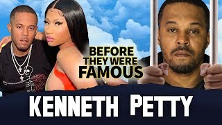 Kenneth Petty | Before They Were Famous | Nicki Minaj Husband