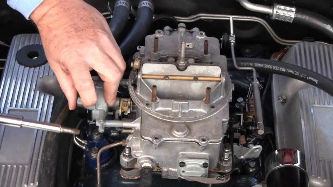 hight resolution of episode 104 carburetor choke set up and pcv autorestomod