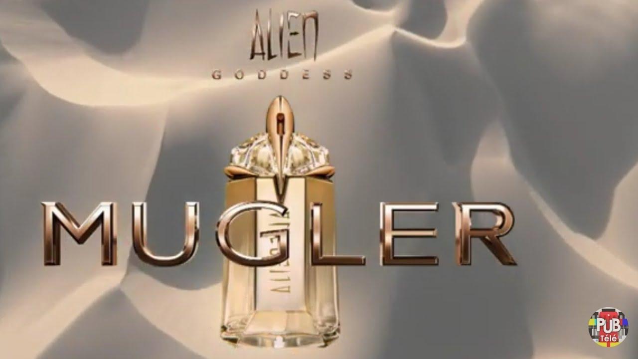 """Musique de la pub Alien Goddess Mugler """"créez l'extraordinaire""""  2021"""