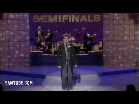 Star Search Champion, Sam Harris (14 Show Compilation, 1984)
