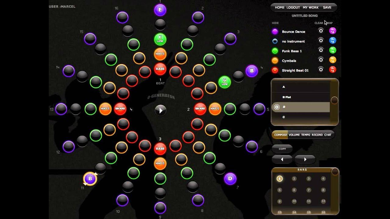 O-Generator iPad App