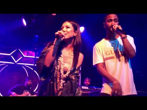 Jhene Aiko and Big Sean live in Honolulu,Hawai'i